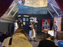 Pirate magic show