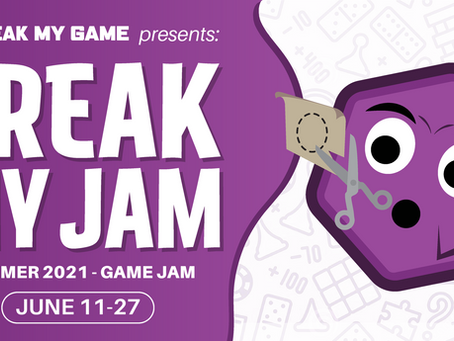 Break My Jam - Summer Game Jam