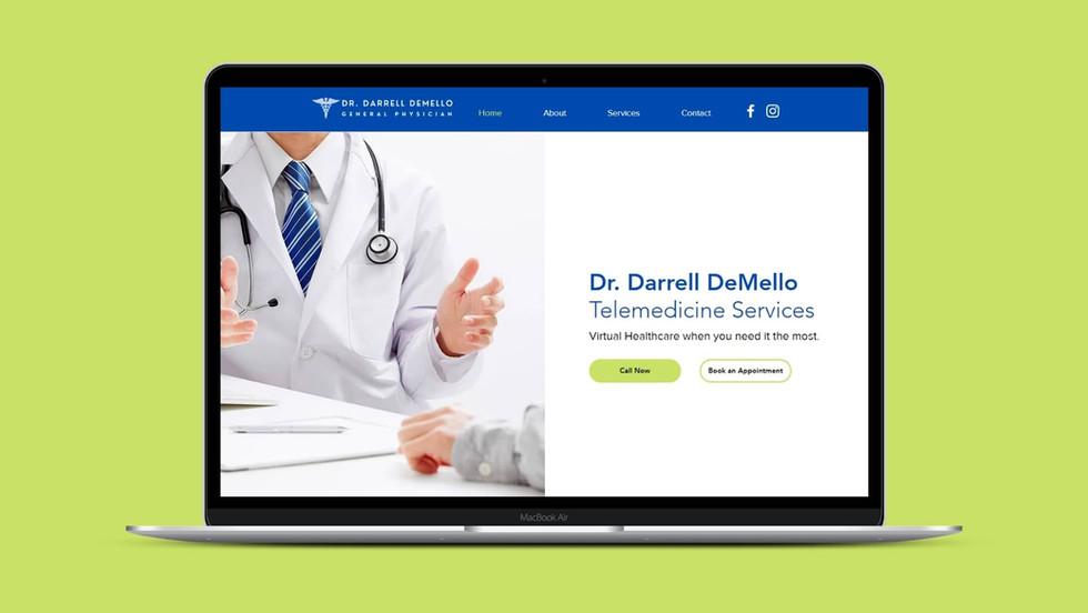 Dr. Darrell Demello