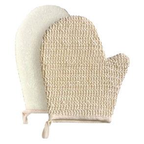 Natural Exfoliating Bath Gloves (Pair) - 1.jpg