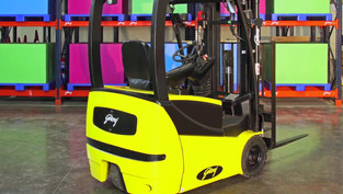 For Godrej material handling, make in India means making for the world.