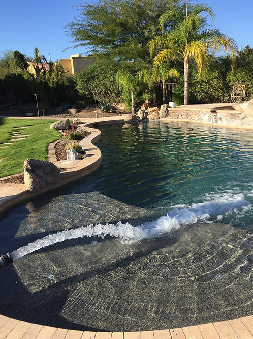 Pool Fill In 4000 Gallons Increments