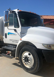 2000 Gallons Truck