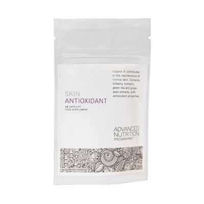 Advanced Nutrition Mini Skin Antioxidant available at Natrabrow.