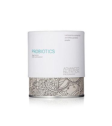 Advanced Nutrition Probiotics available at Natrabrow.