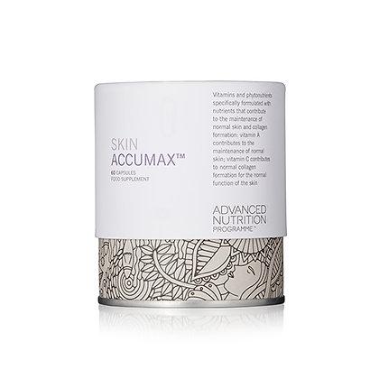 Advanced Nutrition Skin Accumax available at Natrabrow.