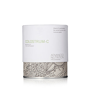 Advanced Nutrition Colostrum-C available at Natrabrow.