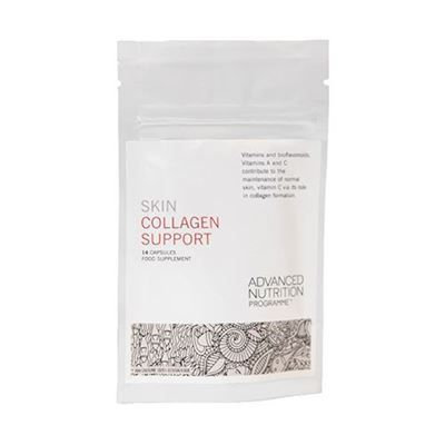 Advanced Nutrition Mini Skin Collagen Support available at Natrabrow.