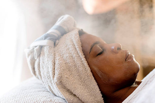 Steam Facial