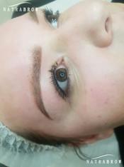 soft powder brows
