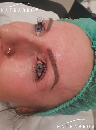 Semi-Permanent Eyebrows With Top-Up
