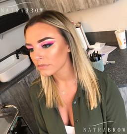 Make-Up at Natrabrow