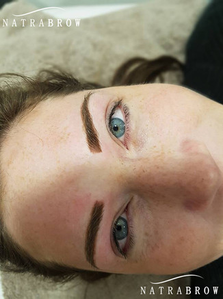 Semi-Permenant Make-Up Natrabrow