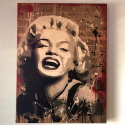 Monroe limited  print