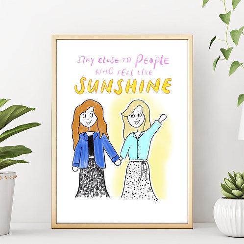 Sunshine Friend