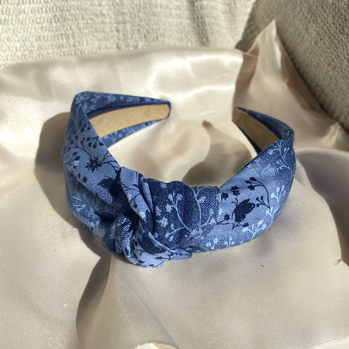 Midnight Blue Headband