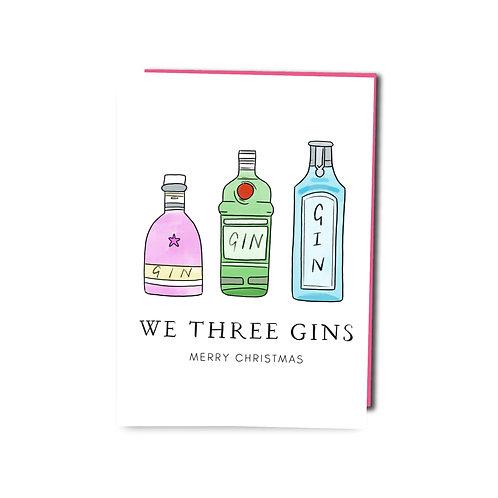 We Three Gins