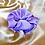 Thumbnail: Lilac Zip Scrunch