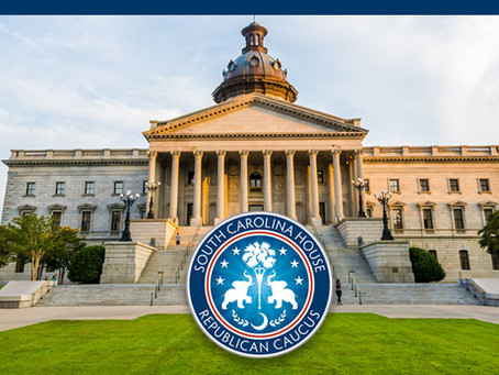 Legislative Update: Week #10