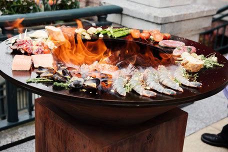 Ofyr barbeque