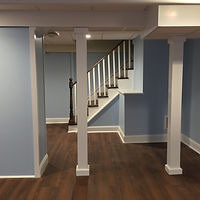 Remodeled Basement Newton MA