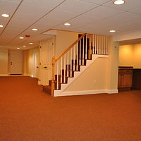 Finished Basement Andover