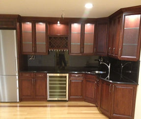 Kitchenette Finished Basement