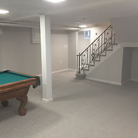 Beautiful Basement
