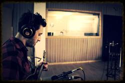 Glenn Arzel en Studio
