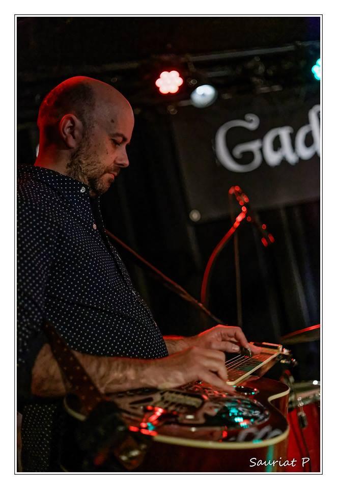 Gadjo Loco Birthday 02/01/2018