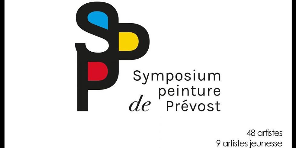 Symposium de peinture de Prévost