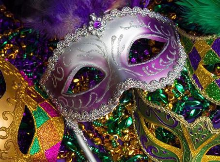 Mardi Gras in Downtown