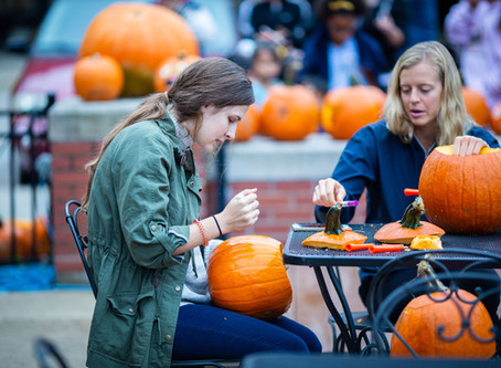 All Fall Activities in Downtown South Bend