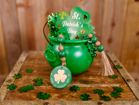Celebrate St. Patrick's Day in Downtown!