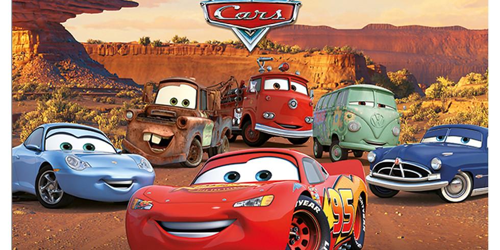 Create Your Own Cars at Disney Pixar Cars