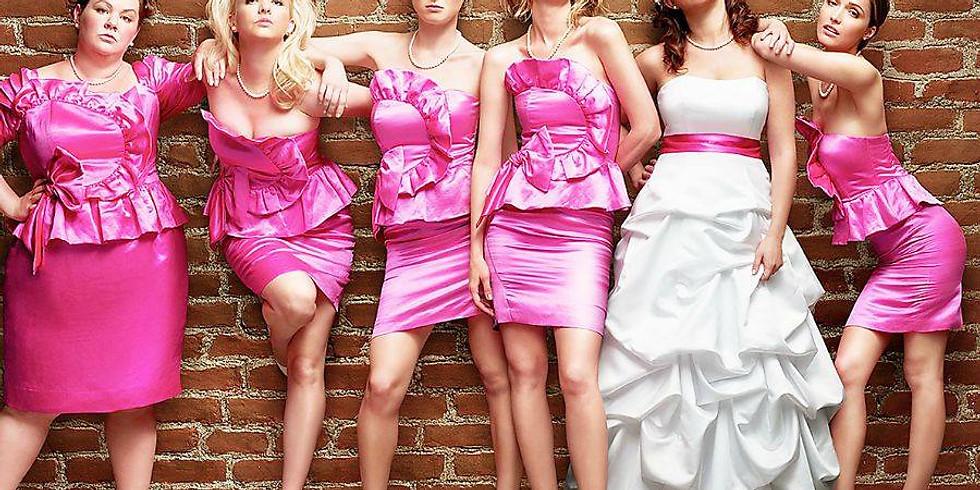 Grown-Up Movie Night: Bridesmaids