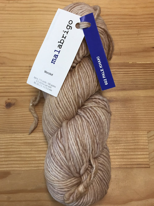 WORSTED pale khaki 602