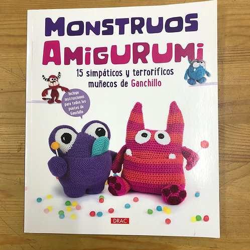 Monstrous amigurumi