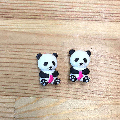 hiya hiya panda small protector de puntas de agujas