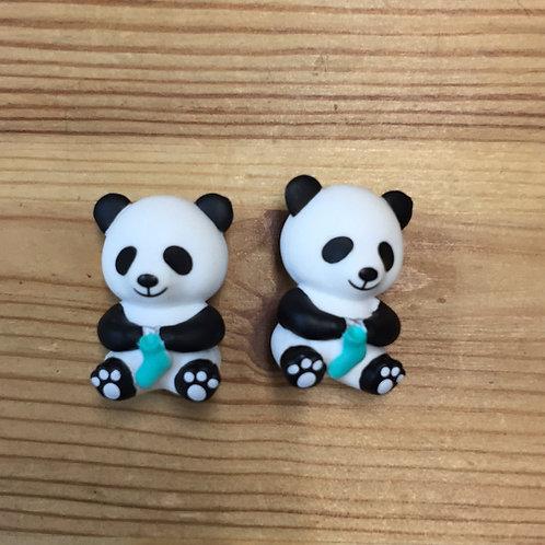 hiya hiya panda large protector de puntas de agujas