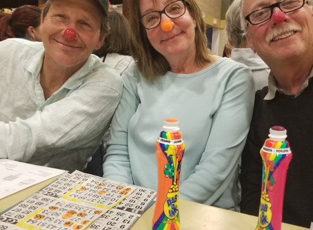 Bingo Night Was a Great Success