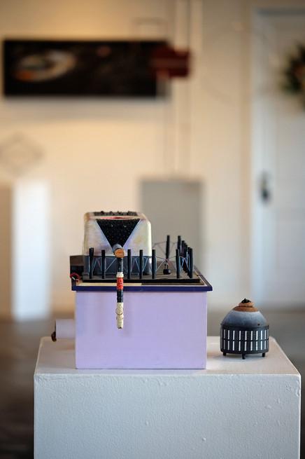 Francisco Gabuardy Outsource  Muticomponent box (Photo: Elise Gagliardi)