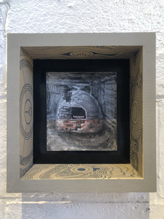 Francisco Gabuardy Brick Oven In The Kitchen