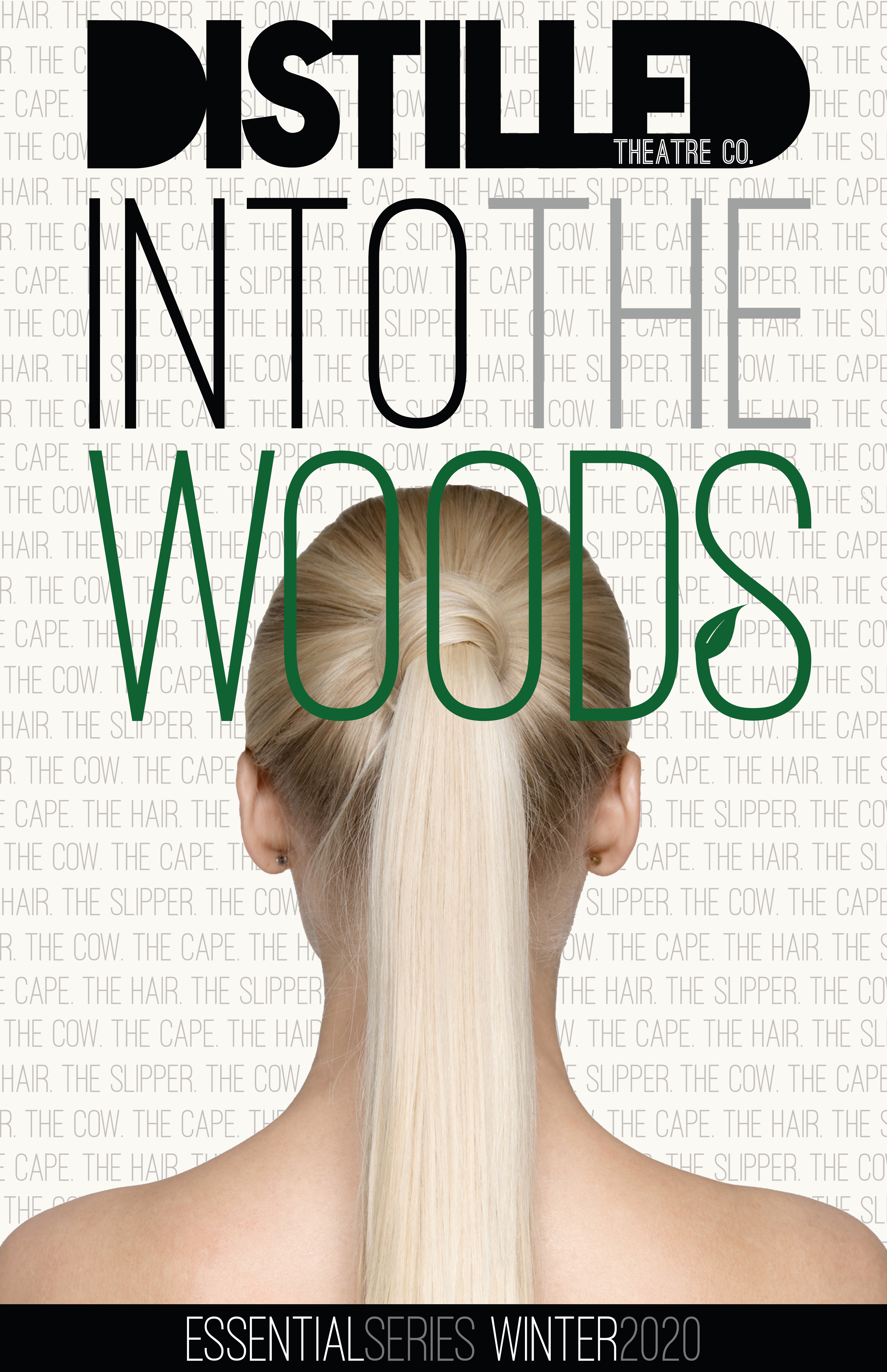 Into the Woods Poster Hair