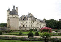 França  - Castelo de Chenonceau