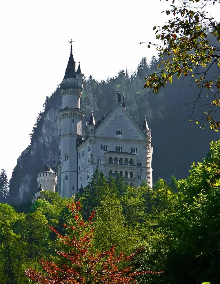 Alemanha - Castelo de Neuschwanstein
