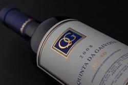 Fotografia de vinhos, pormenor