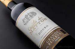 Fotografia de vinhos