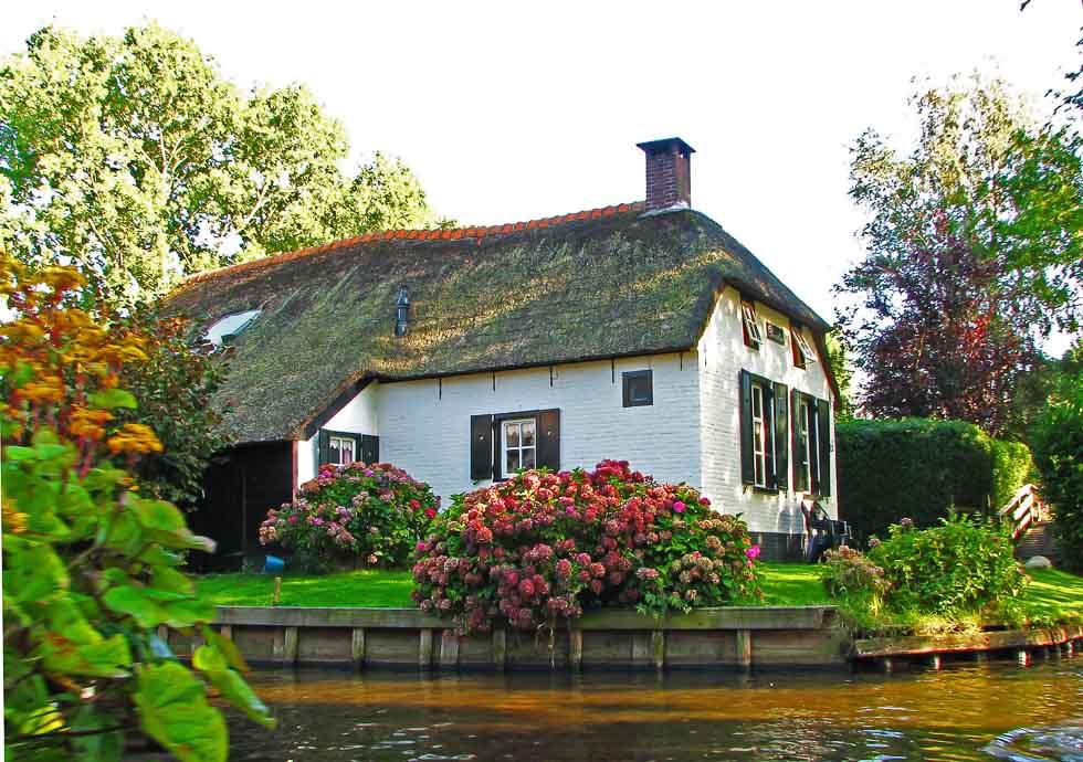 Holanda - Ghietoorn