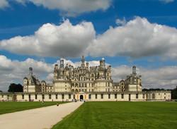 França  - Castelo de Chambord